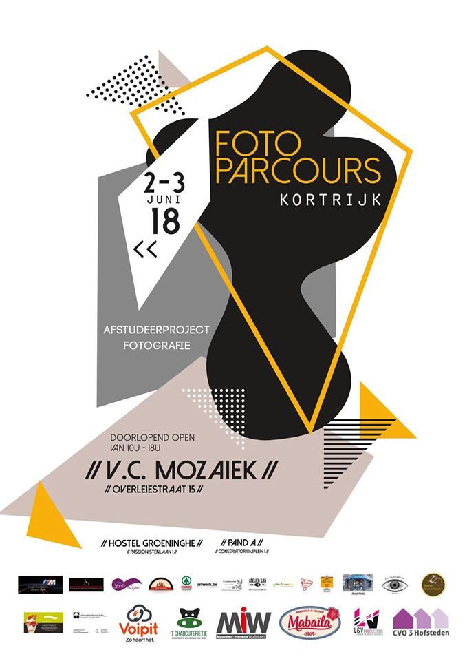 Affiche Fotoparcours 2018