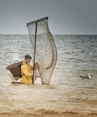 Mireille Callens Zuydcoote Fisherman_web